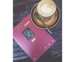 late night, latte, and study break image