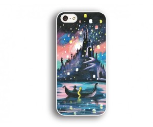 silicon iphone case, painting iphone 5 case, and tower iphone 4s 4 case image