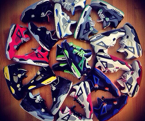 jordans and shoes image