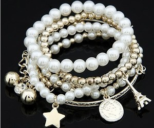 bracelet and pearl image