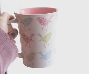 bird, cup, and mug image