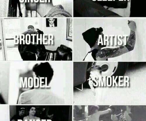 artist, smoker, and zayn malik image