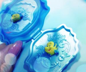 blue, disney, and disney princess image