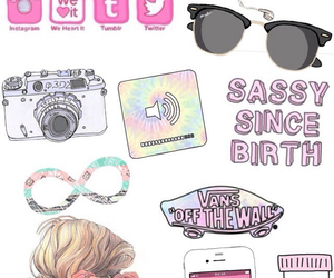 girl, girly, and hipster image