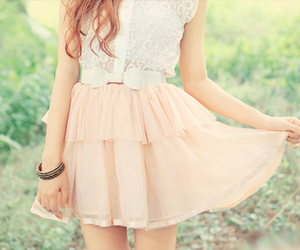 dress and spring image