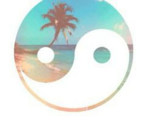 beach, summer, and peace image