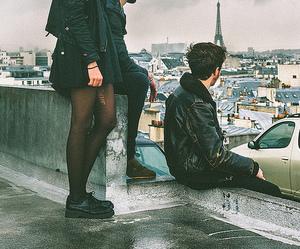 paris, grunge, and hipster image