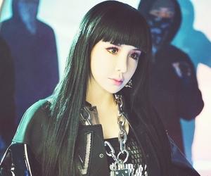 2ne1, park bom, and cute image