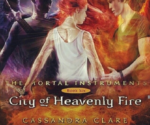 the mortal instruments, city of heavenly fire, and jace image