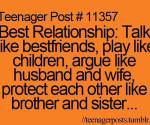 Relationship, love, and teenager post image