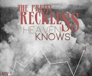 the pretty reckless, Taylor Momsen, and heaven knows image