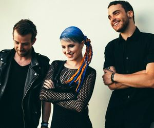 fave, funky, and paramore image