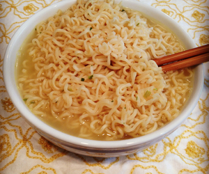 noodles, pasta, and ramen image