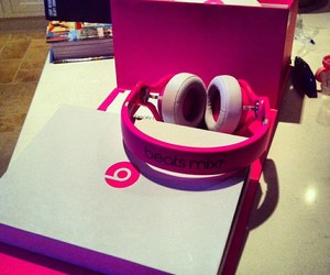 beats, headphones, and music image