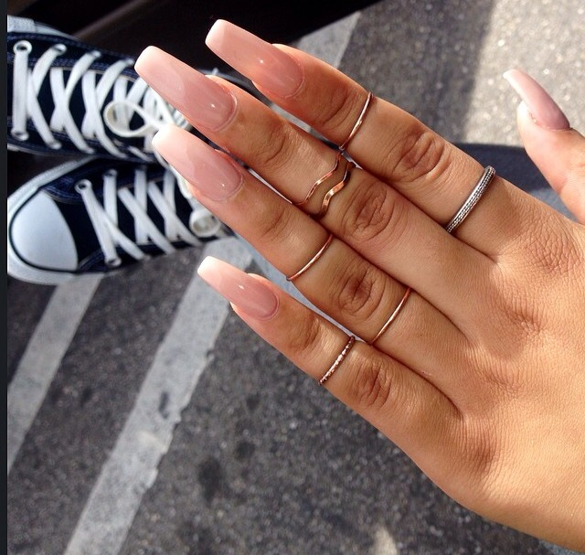 32 images about Nails on We Heart It | See more about nails, nail ...