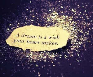 Dream, wish, and heart image