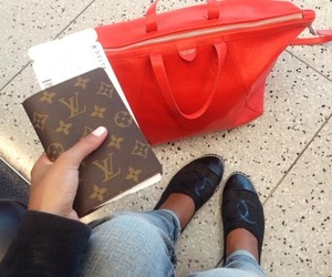 chanel, Louis Vuitton, and shoes image