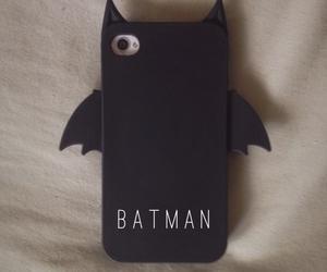 batman, black, and iphone image