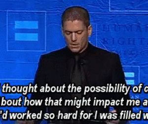 gay, prison break, and speech image