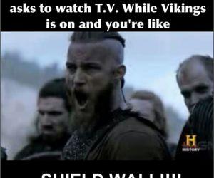 true, true story, and vikings image