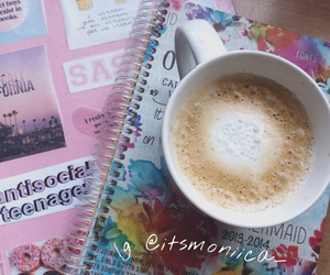 coffee, girly, and lovely image