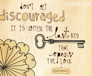 quotes, key, and lock image