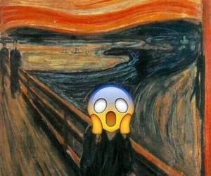 art, funny, and emoji image