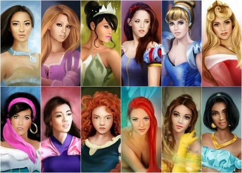 Real Life Disney Princesses Via Tumblr On We Heart It