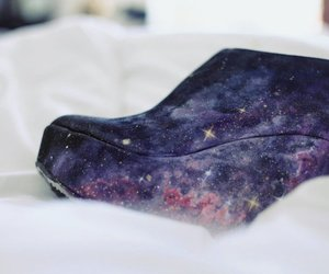 galaxy and wedges image