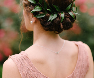 hair, hairstyle, and nature image