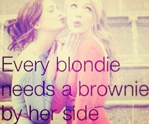 quote, bff, and blondie image