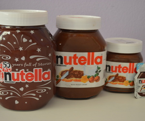 nutella, food, and Dream image