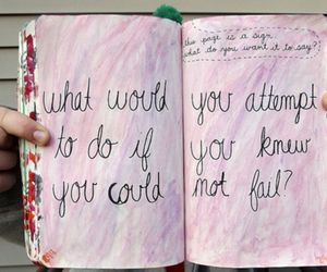 quote and wreck this journal image