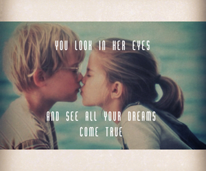 come, dreams, and eyes image