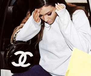 ariana grande, pretty, and chanel image