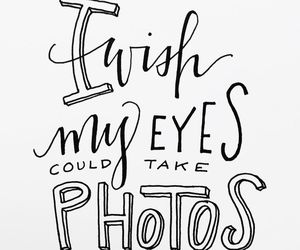 eyes, photo, and quotes image
