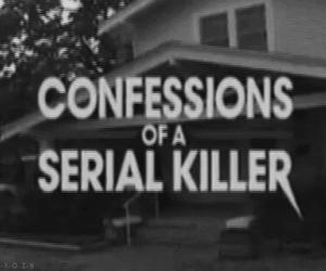 black and white, kill, and killer image