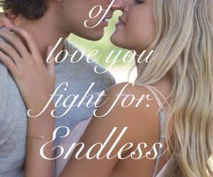 couple, movie, and endless love image