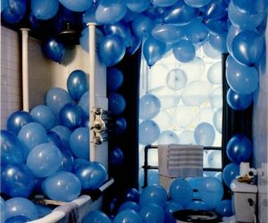 balloons, home, and inspiration image