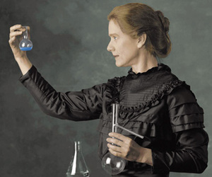 science and marie curie image