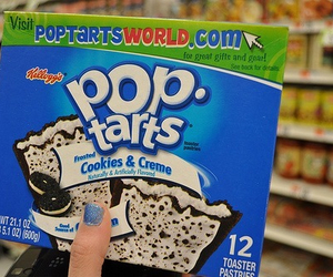 food, pop tarts, and photography image