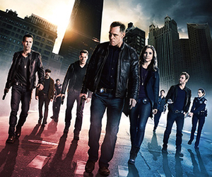 chicago pd, series, and fire image