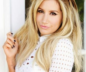 ashley tisdale, blonde, and ashley image