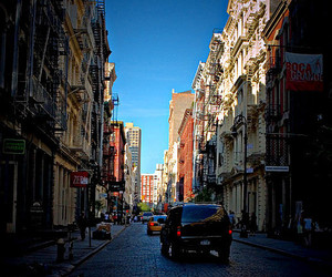 manhattan and new york image