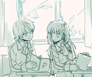 sayu, hisanuma sayu, and kaname image