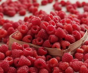 raspberry, fruit, and food image