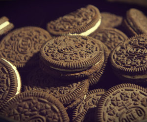 oreo, cookie, and food image
