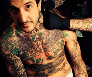 tattoo, of mice and men, and austin carlile image