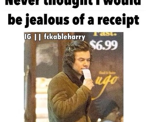 harry, funny, and 1d image