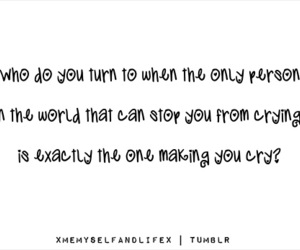 broken hearted, tumblr, and quotes image